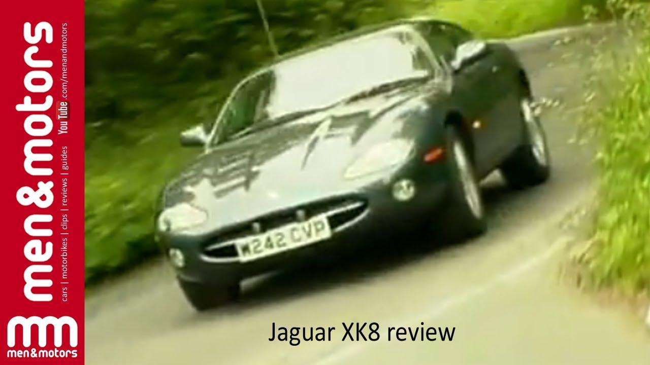 Jaguar XK8 Review (1996)