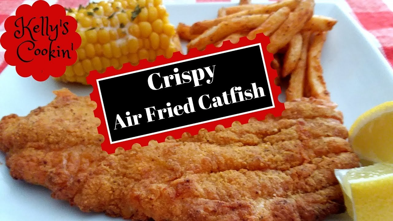 Crispy Air Fried Catfish | Air fryer Fish |Cook's Essentials - YouTube