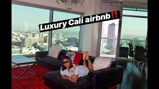 Gambar cover Mini LA Vlog | Luxury Airbnb Tour | Nipsey Hussles Store