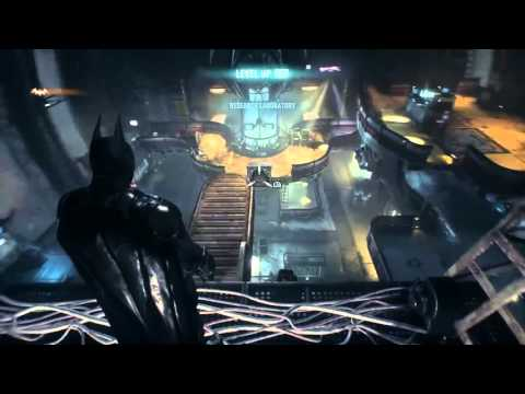Batman Arkham Knight Part 16 Stagg Airship Escape