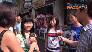Spotting the China girl (Women from China looking for love Pt 2)