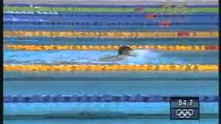 Самый медленный пловец на 100 метров (Slowest Swimming ever)