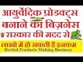 Herbal products, manufacturing business ideas | small Business ideas in hindi