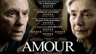 Michael Haneke's Amour trailer - in cinemas from 16 November 2012
