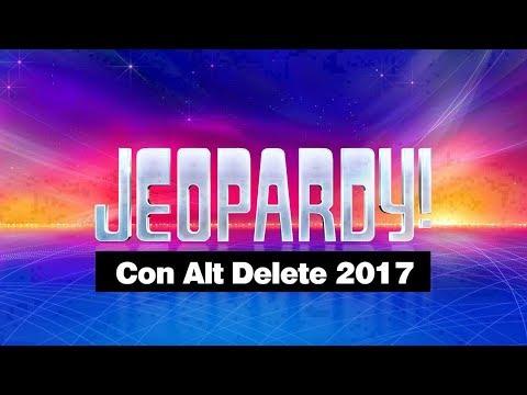 Jeopardy!: Con Alt Delete 2017 (Series Finale)