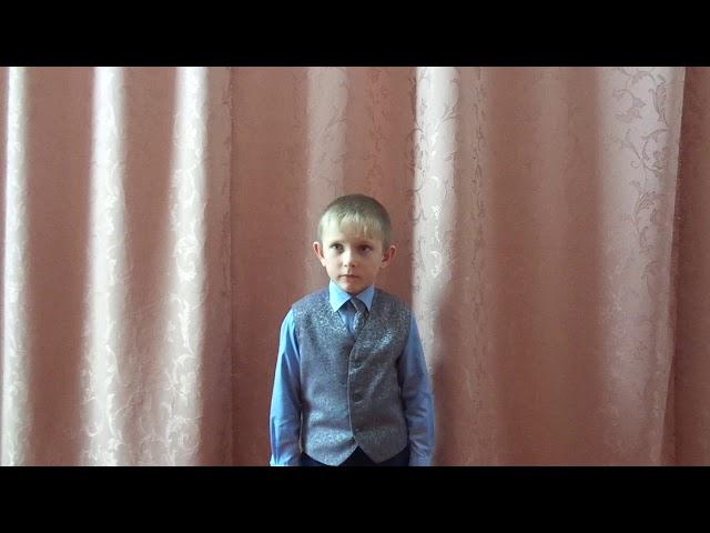 Изображение предпросмотра прочтения – ИльяБакланов читает произведение «Зима недаром злиться...» Ф.И.Тютчева
