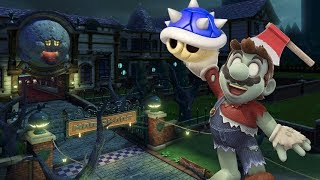 Trick or Salt! - Mario Kart 8 Deluxe