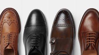Некоторые правила по подбору обуви для Мужчин