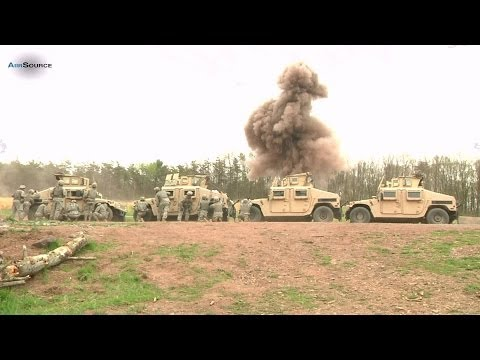 Combat Engineers Conduct Explosives Training