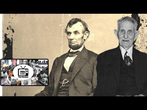 "Abraham Lincoln Assassination Eyewitness: ""I Saw Lincoln Shot"" (1956)"