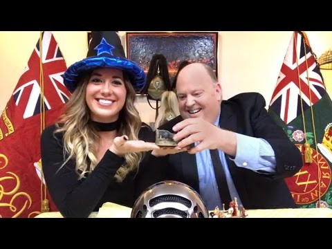 Ray and Bre Talk Paul Germain Toy Soldier Collection 12