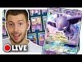 LIVE - TEST DE MON DECK MENTALI GX (18H-20H) - Pokémon TCG Online