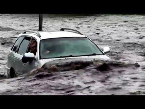 Пришла вода 2. г. Краснокаменск, Забайкальский край.