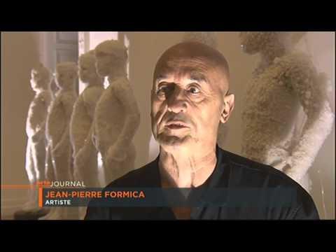 ARTE Journal - JP Formica- exposition Eclats- ecole des Beaux Arts de Nimes