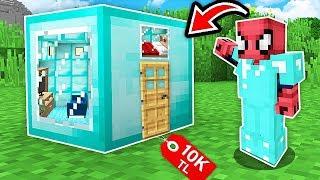 ZENGİN'in 10.000 TL'lik EN KÜÇÜK GİZLİ GEÇİTİ BULUNDU! 😱 - Minecraft