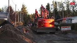 Rotator Oy on Maarakennus Ville Niemelä Oy:n konehankintojen pääkumppani.