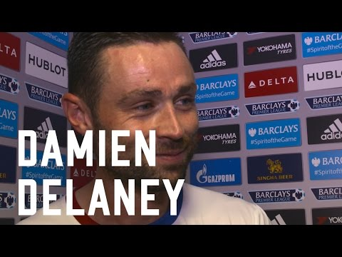 Damien Delaney Post Chelsea