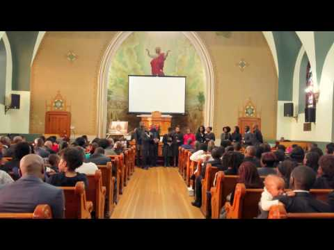 Elder Joel Ongaro's Memorial Service