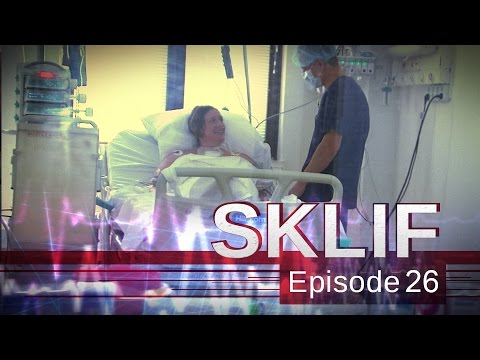 Sklif  (E26) A heart transplant for a young mom.