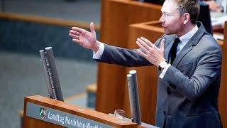 Wutrede - FDP-Chef Lindner rechnet mit der AfD ab