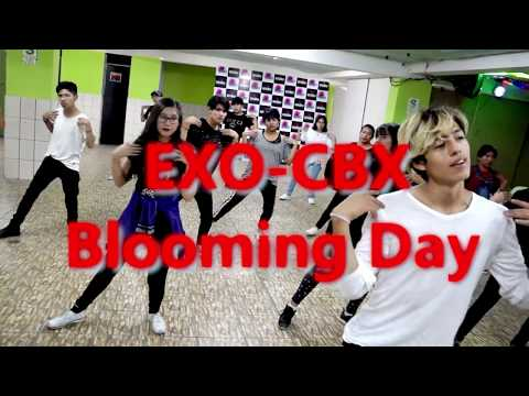 EXO CBX - Blooming Day [YMfamily] Coreography by Yerson Ochoa
