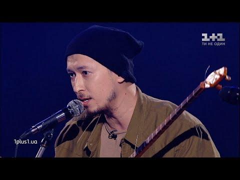 "Ерлан Баибазаров — ""Feel It Still""  — выбор вслепую — Голос"