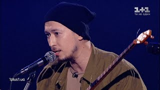 "Erlan Baibazarov - ""Feel It Still"" - Blind Audition - The Voice Ukraine Season 10"