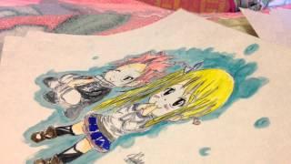 Мои рисунки аниме My anime drawings