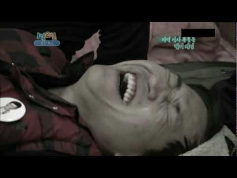 이승기 vs 김종민 딸기게임