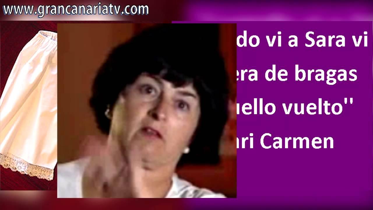 Frases mari carmen qui n quiere casarse con mi hijo youtube - Gran canaria tv com ...