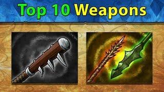 Gems of War: Top 10 Hero Weapons