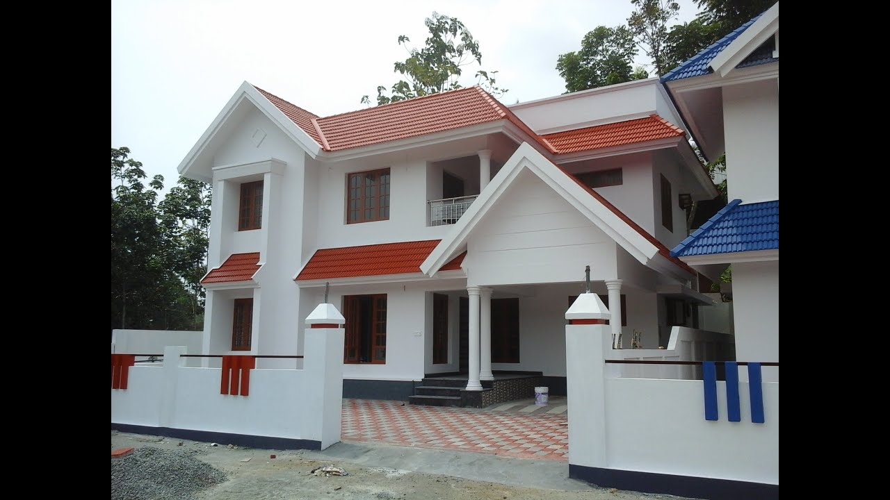 Ernakulam angamaly medium budget house for sale in good for Medium houses