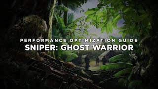 Sniper: Ghost Warrior - How to Reduce Lag and Boost & Improve Performance