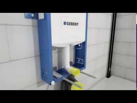 Cap tulo iii instala cisterna empotrada de roca doovi - Instalacion inodoro suspendido ...
