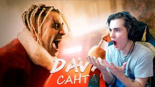 DAVA - Санта (Премьера клипа, 2019) Реакция на Дава