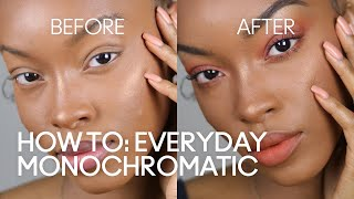 Everyday Monochromatic Makeup Tutorial | MAC Cosmetics