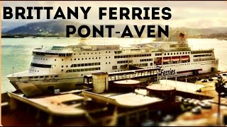 Brittany Ferries, Pont Aven - Portsmouth to Santander