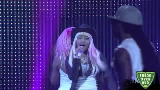 "Nicki Minaj feat. Drake & Lil Wayne=Moment4Life""LIVE""(directed by Dj Scoob Doo)"