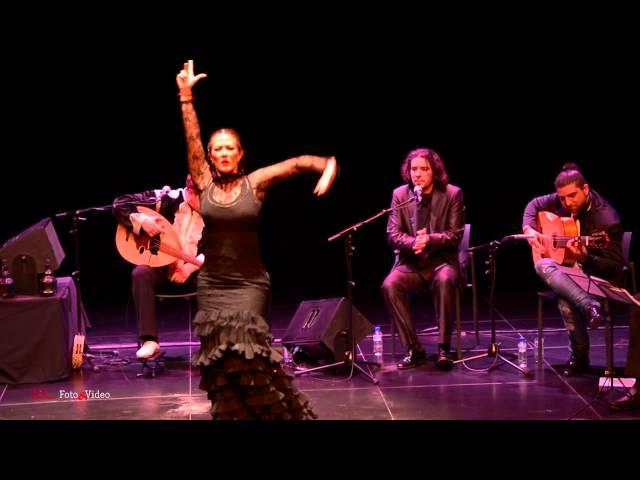 Suhail Serghini presenta Ziryab-Caló (música y baile Arabe-Flamenco))