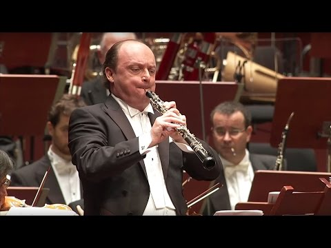 Jarrell: Aquateinte – Oboenkonzert ∙ hr-Sinfonieorchester ∙ François Leleux ∙ Andrés Orozco-Estrada