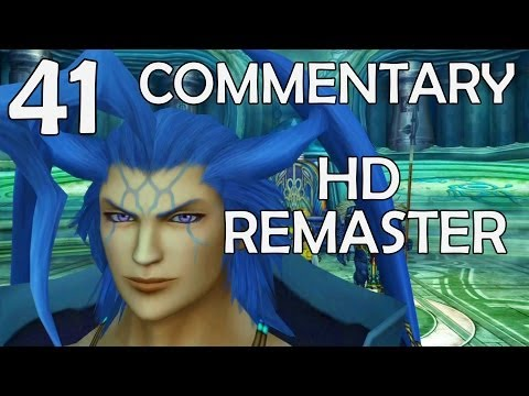 Final Fantasy X HD Remaster - 100% Commentary Walkthrough - Part 41 - Seymour & Anima