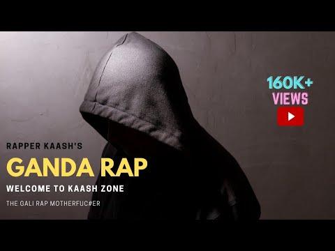 Ganda Rap - | Gaali Rap By Kaash | Self Disstrack |