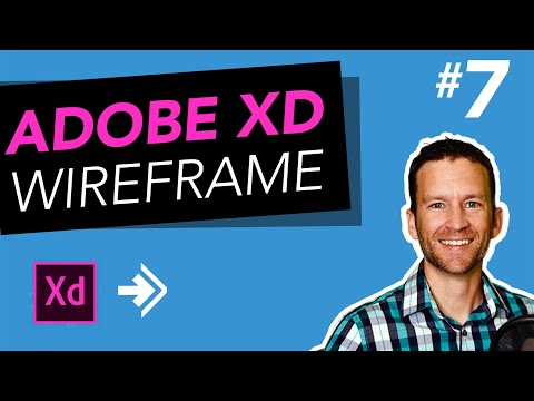 Create A Wireframe In Adobe XD #7