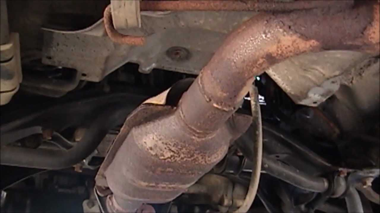 small resolution of 99 jeep wrangler catalytic converter