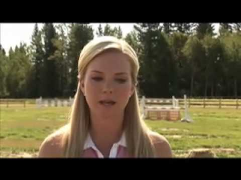 Heartland_ Cindy Busby  ashley in Heartland