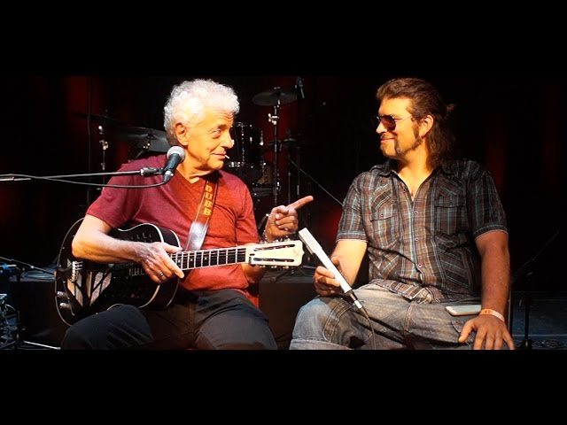Vamos falar de Blues com Doug Macleod