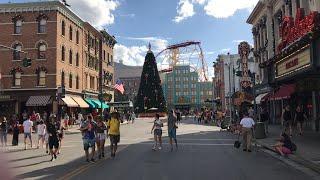 Christmas Update At Universal Studios Florida!!! Universal Orlando