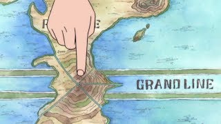 The INSANE Secret of the Grand Line!?! One of the Greatest Mysteries solved?? - One Piece