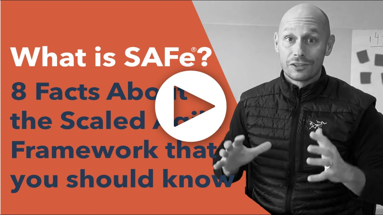 What is SAFe?: 8 Facts about the Scaled Agile Framework that you should know.