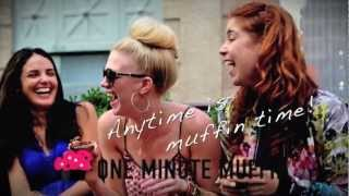 Gwen Albers Nyc Commercial ''one Minute Muffin Company''